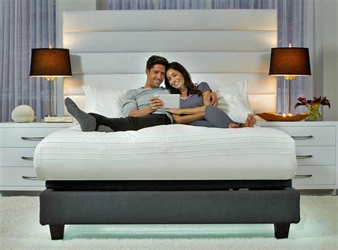 mattresses  pair   adjustable bed