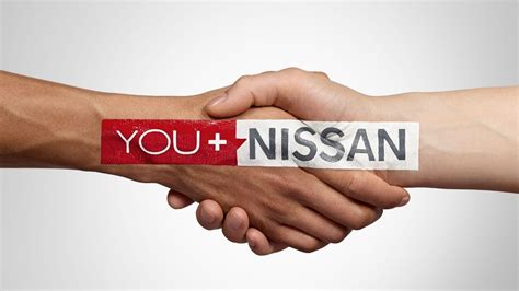 The You customer promise nissan leaf electric car nissan