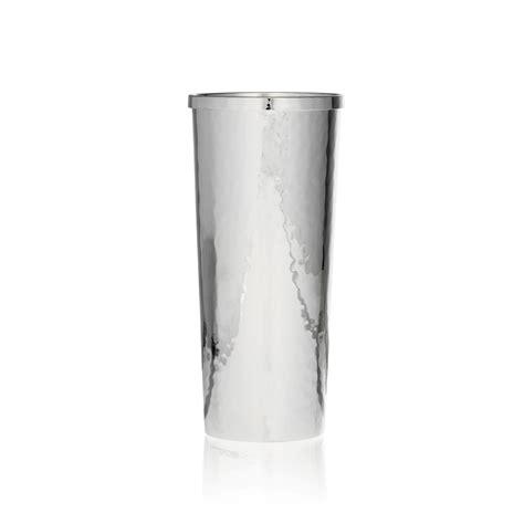 flute bicchieri bicchiere fl 251 te in argento martellato brandimarte
