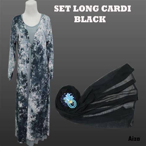 Dress Kelelawar Rempel cardi tiedye bali aiza bali collection pusat
