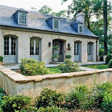 french style homes exterior best 25 french style homes ideas on pinterest french