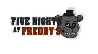 Five nights at freddy s logo by nuryrush on deviantart