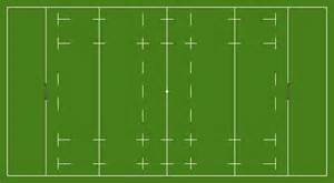 clipart rugby union pitch