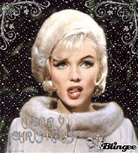 marilyn monroe merry christmas picture  blingeecom