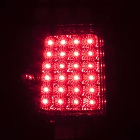 Lu Projector Toyota toyota tundra 2007 2012 smoked projector headlights and