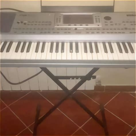 tastiera yamaha tyros usato  italia vedi tutte   prezzi