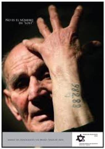 holocaust tattoo history history of tattoos timeline timetoast timelines