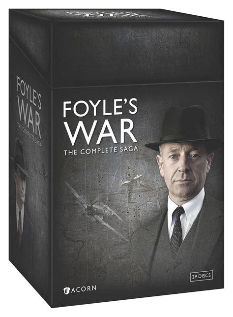 S War by Foyle S War The Complete Saga At Acorn Xa1592