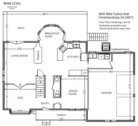 Floor Plans For Real Estate Listings Christiansburg Real Estate House Is Sold At 2845 Wild