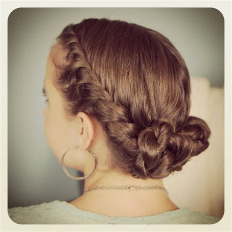 Cool Hairstyles For School by Cool Hairstyles For With Hair For School
