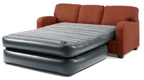 turn any sofa into a sleeper sofa sleeper air mattress sleeper sofa air
