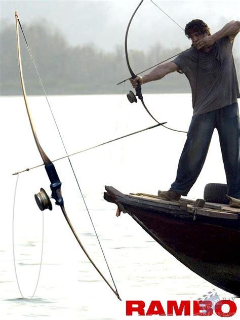 film rambo bow rambo fishing bow movie prop from rambo 2008 online
