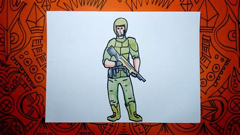 cmo hacer un soldado navideo c 243 mo dibujar y pintar un soldado f 225 cil pasos sencillos