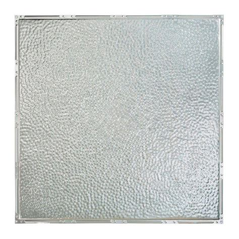 ceiling tiles home depot great lakes tin hamilton 2 ft x 2 ft lay in tin ceiling tile in clear y52 04 the home depot