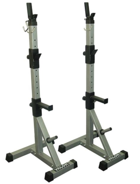 Valor Squat Rack by Valor Power Squat Stands The Bench Press Power Racks