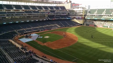 target 1 section target field section 204 rateyourseats com