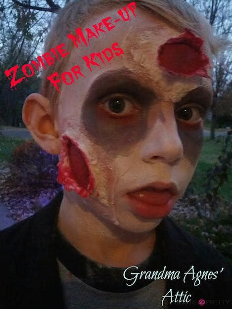 tutorial zombie boy gallery for gt zombie makeup ideas for boys