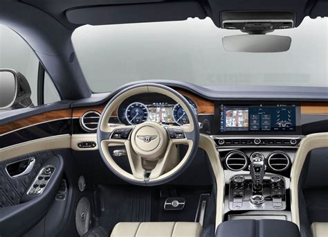 bentley continental interior 2018 2018 bentley continent gt unveiled debuts 8spd dual