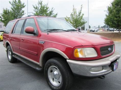 1997 ford expedition eddie bauer 4x4 data, info and specs