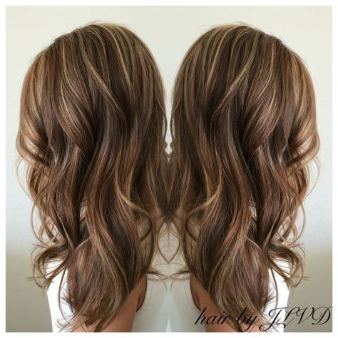 highlights and lowlights for brunettes beautiful fall ready hair brunette highlights and