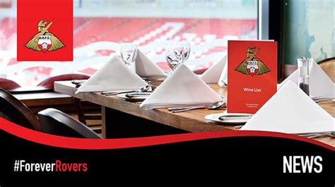 legends club hospitality news doncaster rovers