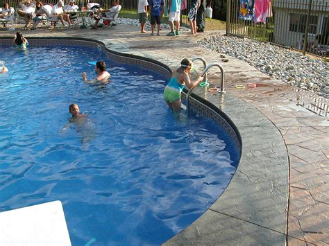 swimming pools newton integral colors sealers