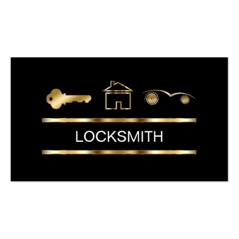 locksmith business cards bizcardstudio