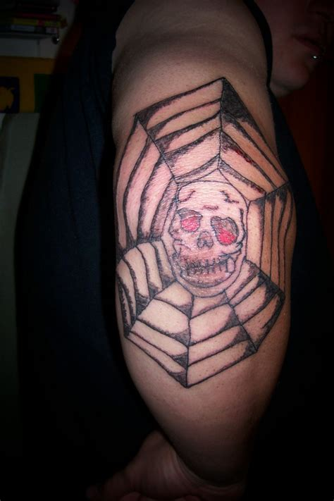 spider web on elbow tattoo spider web tattoos designs ideas and meaning tattoos