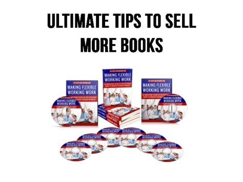 secrets revealed how to sell more books on books ultimate tips to sell more books