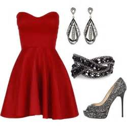 29 cute christmas party outfits ideas 2015 on polyvore fashion craze