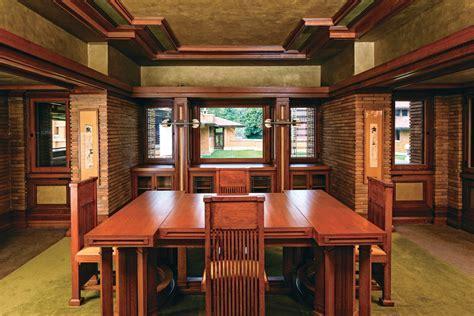 Restoring Frank Lloyd Wright's Darwin D. Martin House
