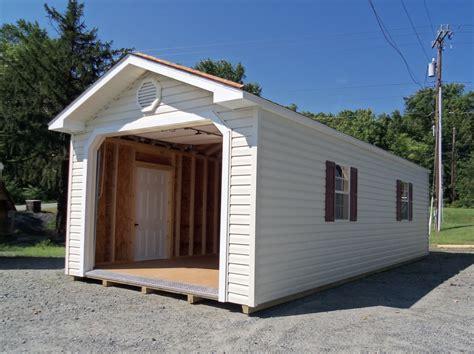 Modular Garage Garage Prefab 2 Prefab Garages With Loft