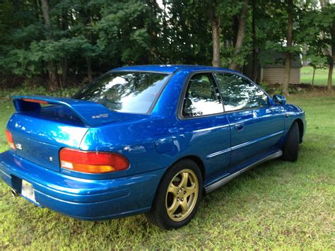 1998 Subaru Rs by 1998 Subaru Impreza Pictures Cargurus