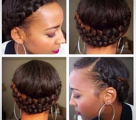 show me crown style african hair braiding 10 gorgeous photos of french and dutch braid updos on