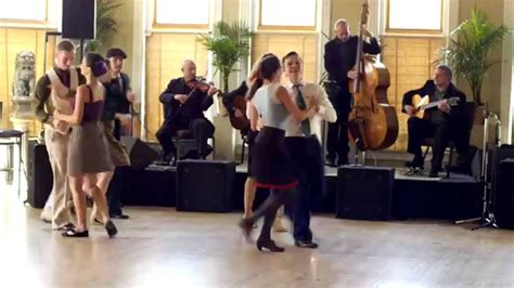gypsy swing revue blue roots denver presents gypsy swing revue with dancers