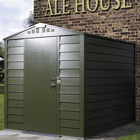 high security sheds bespoke metal sheds  trimetals