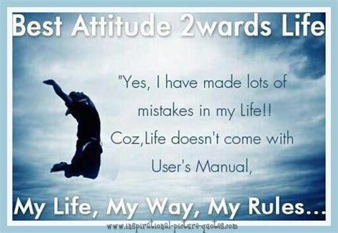 Quotes Positive Attitude Towards Life