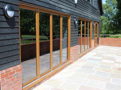 choosing  material   bi fold door frame bifold