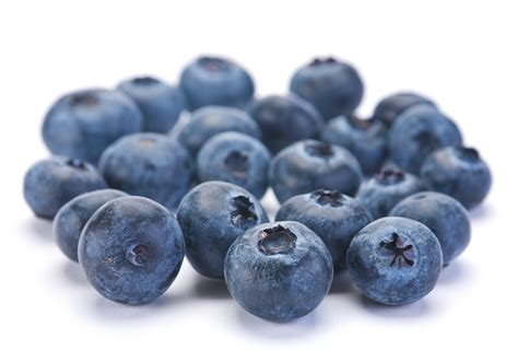 national blueberry month