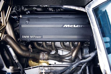 mclaren f1 engine mclaren and bmw to collaborate on new engines once again evo