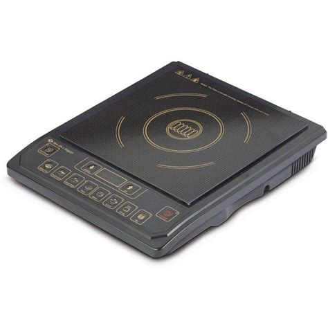 electric induction stove price in chennai buy bajaj majesty 1400w icx 3 induction cooktop at best price in india on naaptol