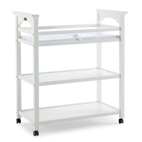 Graco Lauren Changing Table In White 00524 421 White Graco Changing Table
