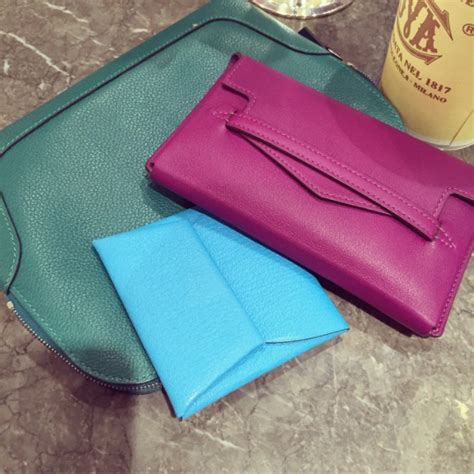 Envelope Smart Pouch must hermes small leather goods spotted fashion