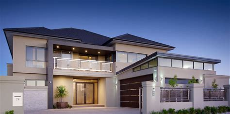 Two Storey House Plans Perth Design Planning Houses Architecture Plans 13960