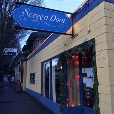 Screen Door Portland Menu by Screen Door 3748 Photos 4132 Reviews Southern 2337