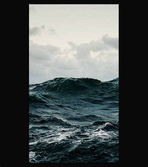 stormy sea  high resolution mobile phone wallpaper