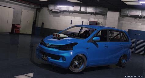 Lu Toyota Avanza gta 5 3545 5