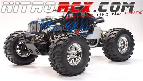 nitro gas rc monster trucks 1 8 th scale exceed rc monster truck madbeast nitro gas