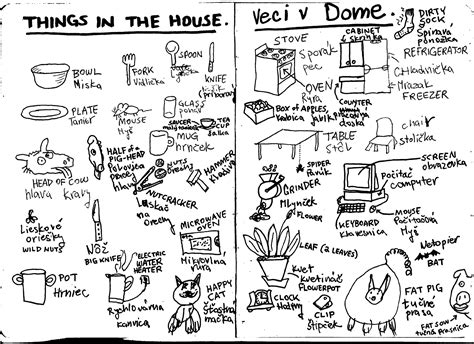 notebook things in house coffee dumpling komiks