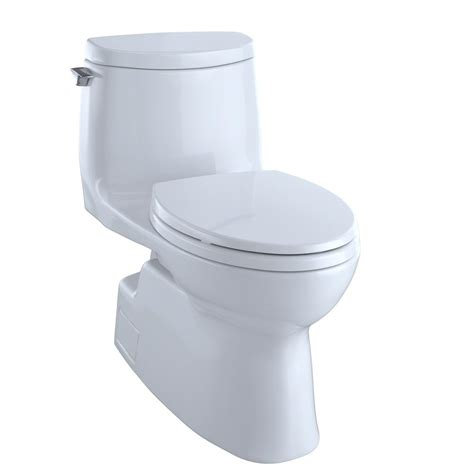 toilette toto toto eco ultramax 1 1 28 gpf single flush elongated